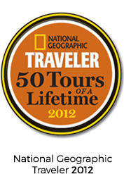 National Geographic - 50 Tours of a Lifetime
