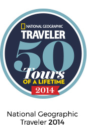 National Geographic - 50 Tours of a Lifetime 2014