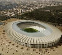 Artist Rendition of the Estadio Mineirao