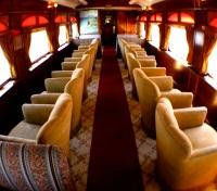 Napa Valley Wine Train- Lounge Car