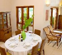 Villa 1 Dining Room