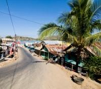 The Streets of Labuan Bajo