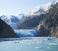 Tracy Arm's Sawyer Glacier