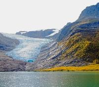 Optional: Svartisen Glacier