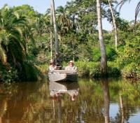 Lango Camp Boating Experience