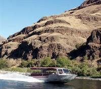 Hells Canyon by Jet Boat