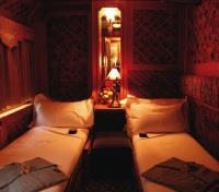 Eastern & Orient Express Cabin