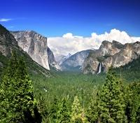Yosemite Valley & Yosemite Falls