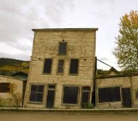 Gold Rush Era Building