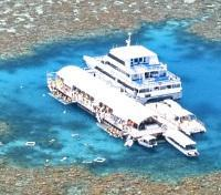 Hardy Reef Pontoon