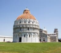Baptistery of the Cathedral of Pisa