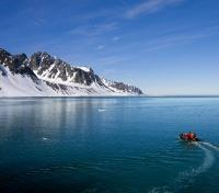 Polarcirkel Boat Excursion