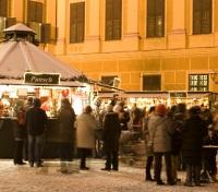 Rudesheim, Winter Market