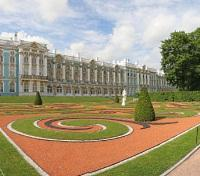 Catherines Palace, Pushkin