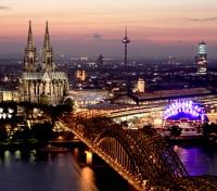 Cologne City and Cathedral