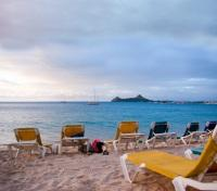 Rodney Bay and Canary Island