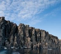 Guillemot Nesting Cliffs