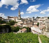 View of St Emilion