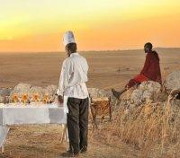 Sundowners in Tarangire
