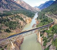 Fraser Canyon Crossing