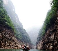 Through the Narrow Gorges