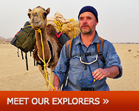 meet our explorers