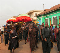 Ashanti Royal Procession