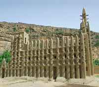 Mud Mosque - Dogon Country