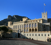 The Royal Palace of Monaco