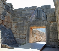 Mycenae, Lion's Gate
