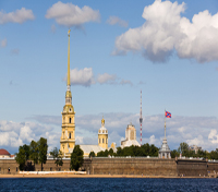 Sts. Peter and Paul Fortress