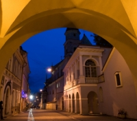 Gates of Dawn, Vilnius