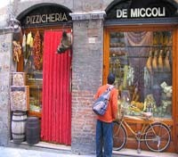 Italian butcher shop