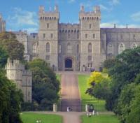 Exclusive access to Windsor Castle & its people