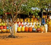 Outdoor Pottery Market
