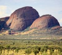 The Domes of the Kata Tjuta