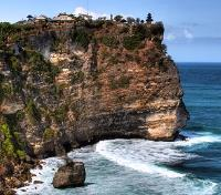 Clifftop Uluwatu Temple