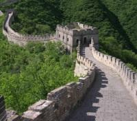The Great Wall at Mutianyu