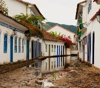 Brazil Signature Honeymoon Tours 2018 - 2019 -  Paraty Street