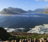 Hout Bay view from Chapma