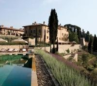 Luxurious Tuscany Tours 2018 - 2019 -  Castiglion del Bosco Pool