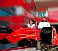 Formula Rossa: The World's Fastest Roller Coaster