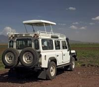 Safari Game Vehicle
