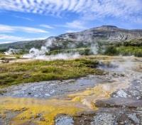 Geothermal Active Fields
