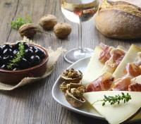 Cheese Tapas