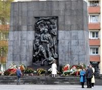 Monument of the Ghetto Heroes