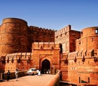 India and Nepal Honeymoon Tours 2018 - 2019 -  Agra Fort