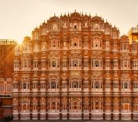 India and Nepal Honeymoon Tours 2018 - 2019 -  Hawa Mahal
