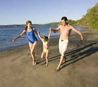Family Time Hilton Papagayo Resort & Spa