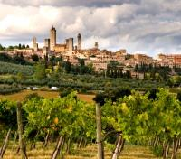 Luxurious Tuscany Tours 2018 - 2019 -  San Gimignano